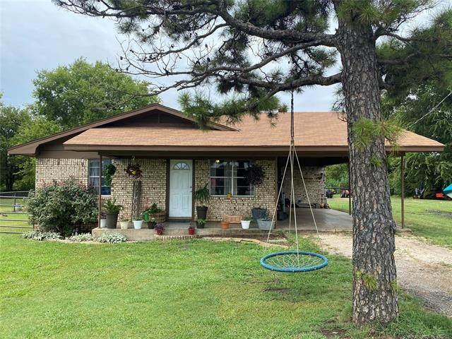 408 Walker Street, Bokchito, OK 74726 (MLS #2127857) :: Active Real Estate