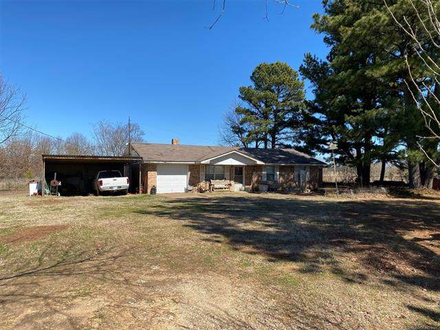 703 E 2080 Road, Boswell, OK 74727 (MLS #2127877) :: Active Real Estate
