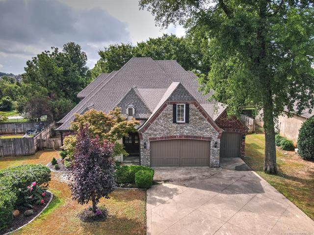 10320 S 92nd East Avenue, Tulsa, OK 74133 (MLS #2127921) :: Hopper Group at RE/MAX Results