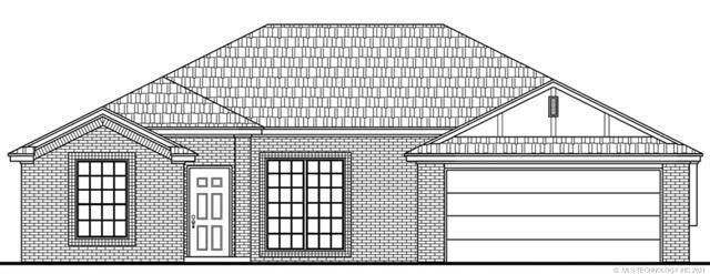1349 E 150th Street, Glenpool, OK 74008 (MLS #2127928) :: Owasso Homes and Lifestyle