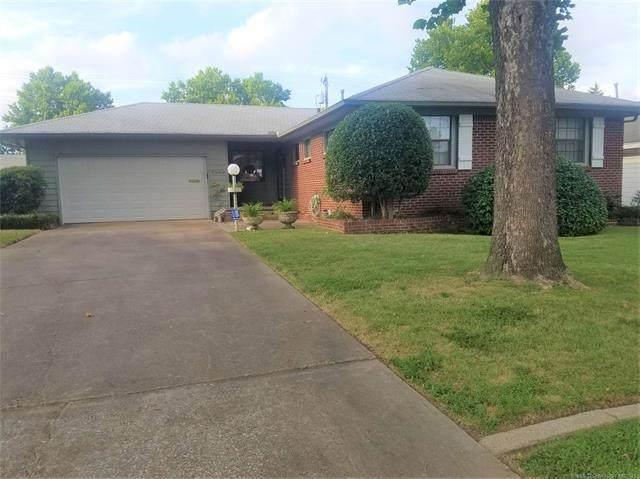 5959 E 25th Street, Tulsa, OK 74114 (MLS #2128001) :: 918HomeTeam - KW Realty Preferred
