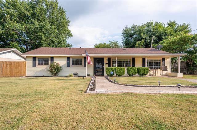 806 E Hanna, Davis, OK 73030 (MLS #2128045) :: Owasso Homes and Lifestyle