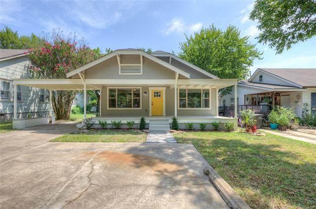 1542 S Dewey Avenue, Bartlesville, OK 74003 (MLS #2128051) :: 918HomeTeam - KW Realty Preferred