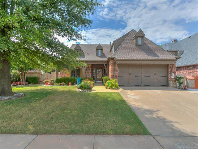 900 S Aster Avenue, Broken Arrow, OK 74012 (MLS #2128160) :: Hopper Group at RE/MAX Results