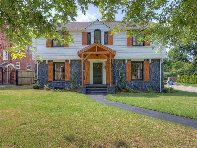 102 E 26th Street, Tulsa, OK 74114 (MLS #2128161) :: 918HomeTeam - KW Realty Preferred