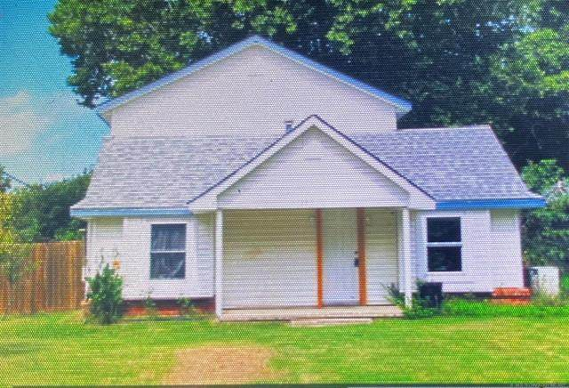 427 S 13th, Durant, OK 74701 (MLS #2128268) :: Hopper Group at RE/MAX Results