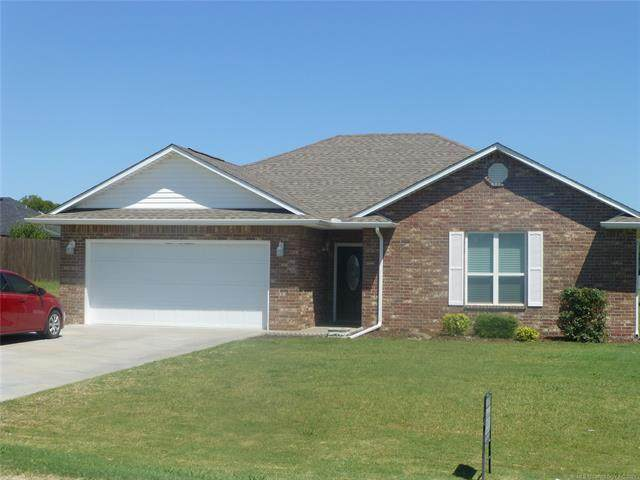 510 Brentain Lane, Madill, OK 73446 (MLS #2128323) :: Owasso Homes and Lifestyle
