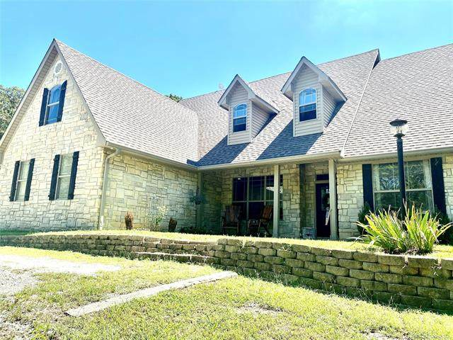 17290 County Road 3548, Ada, OK 74820 (MLS #2128337) :: Hopper Group at RE/MAX Results