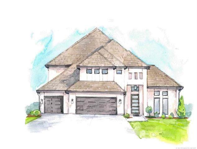 13657 S 23rd Street, Jenks, OK 74008 (MLS #2128362) :: Owasso Homes and Lifestyle