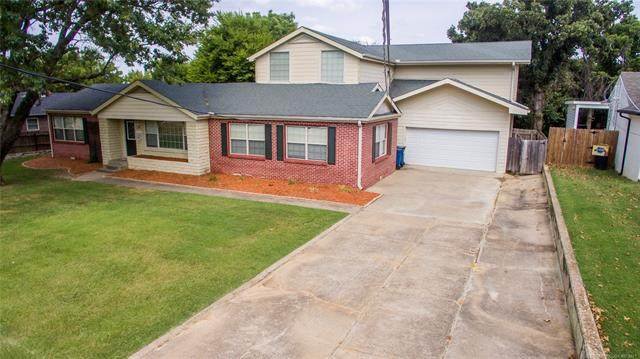 1306 Country Club Road, Mcalester, OK 74501 (MLS #2128462) :: Owasso Homes and Lifestyle