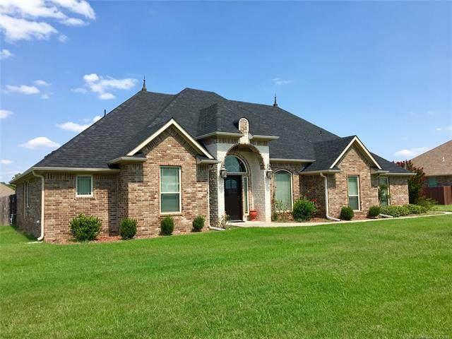 800 Cypress Drive, Ada, OK 74820 (MLS #2128472) :: Owasso Homes and Lifestyle