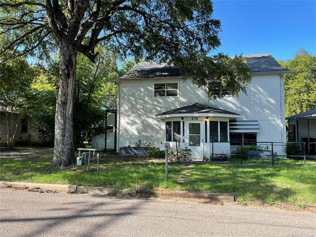 218 W Pine, Durant, OK 74701 (MLS #2128482) :: Hopper Group at RE/MAX Results