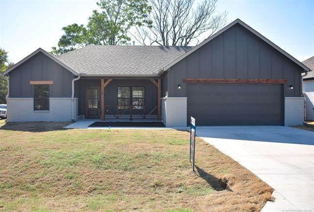 34 N Maple Drive, Kellyville, OK 74039 (MLS #2128517) :: Active Real Estate