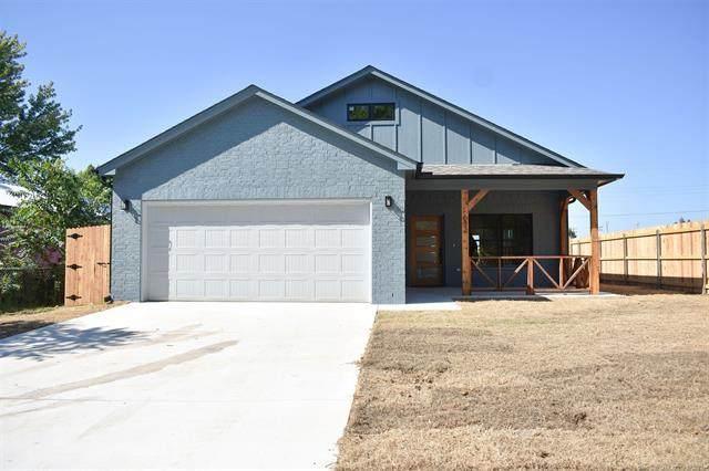 633 E Allen Street, Kellyville, OK 74039 (MLS #2128525) :: Active Real Estate