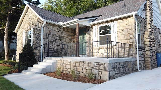 1308 S College Avenue, Tulsa, OK 74104 (MLS #2128569) :: Active Real Estate