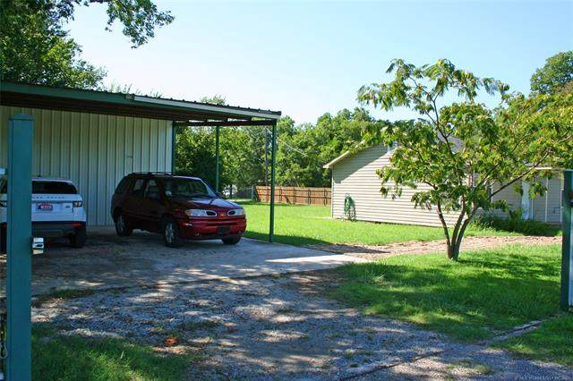 300 S Martin Luther King Jr Street, Marietta, OK 73448 (MLS #2128571) :: Hopper Group at RE/MAX Results