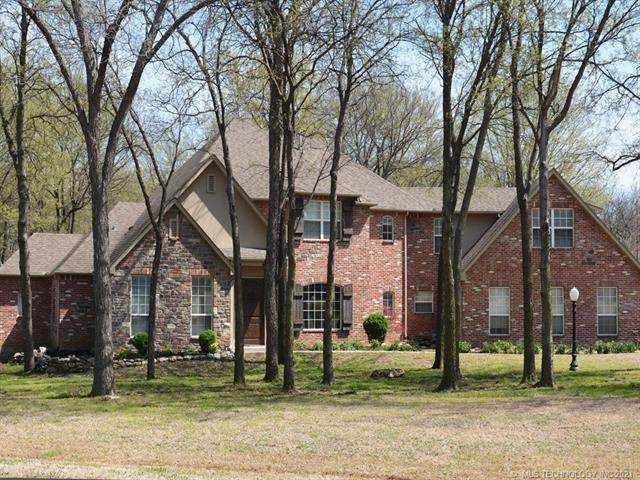 19525 E 74th Place N, Owasso, OK 74055 (MLS #2128632) :: Hopper Group at RE/MAX Results
