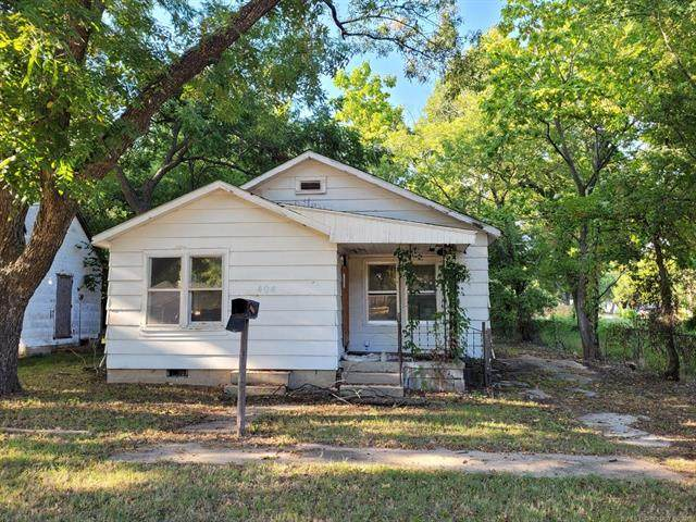 404 W 4th, Ada, OK 74820 (MLS #2128650) :: Active Real Estate