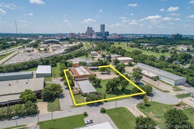 1145 N Iroquois Avenue E, Tulsa, OK 74106 (MLS #2128710) :: Owasso Homes and Lifestyle