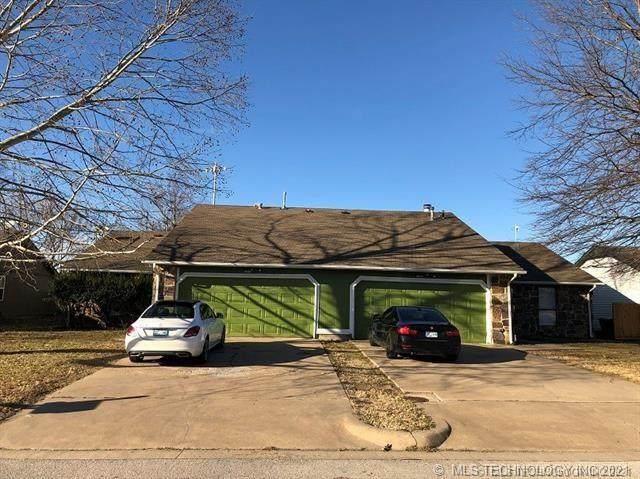 1721 E 66th Street, Tulsa, OK 74136 (#2128762) :: Homes By Lainie Real Estate Group