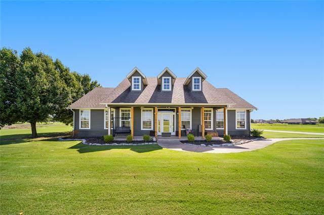 112 Chimney Rock, Pryor, OK 74361 (MLS #2128785) :: Active Real Estate