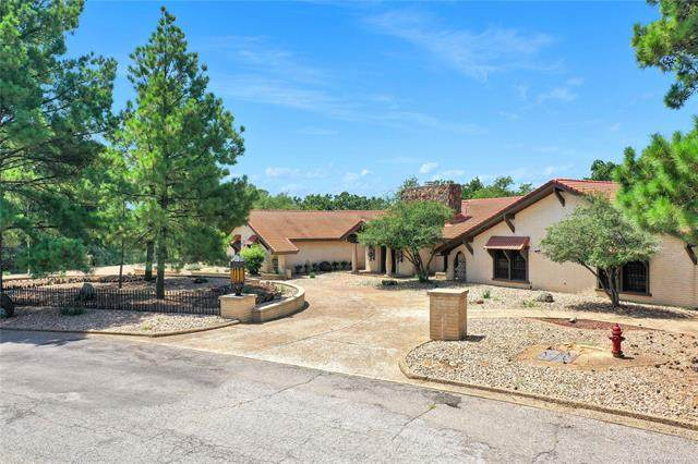 1563 S Texoma Road, Mead, OK 73449 (MLS #2128786) :: Active Real Estate