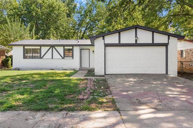 12506 E 27th Street, Tulsa, OK 74129 (MLS #2128808) :: 918HomeTeam - KW Realty Preferred