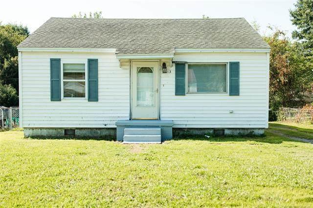 2113 Lampton Street, Muskogee, OK 74403 (MLS #2128968) :: Active Real Estate