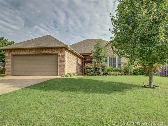 640 S Lakes Drive, Tahlequah, OK 74464 (MLS #2129019) :: Hopper Group at RE/MAX Results