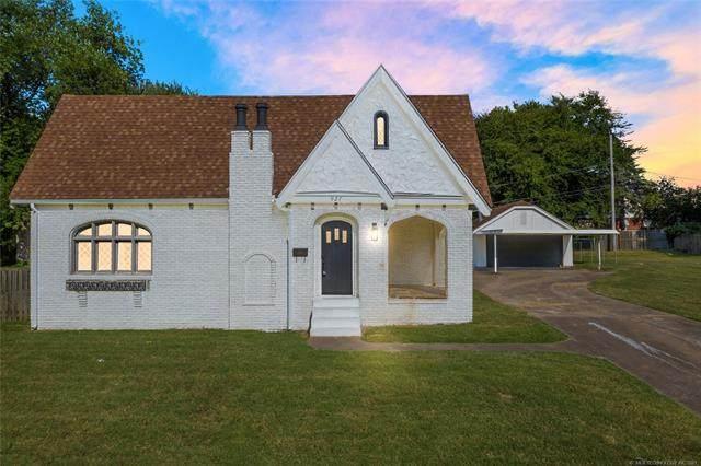 927 S Braden Avenue, Tulsa, OK 74112 (MLS #2129029) :: Owasso Homes and Lifestyle