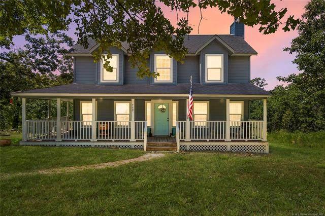 469 Springview Drive, Skiatook, OK 74070 (MLS #2129059) :: Owasso Homes and Lifestyle