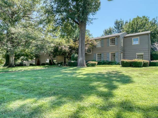 3025 S Trenton Avenue, Tulsa, OK 74114 (MLS #2129085) :: Active Real Estate
