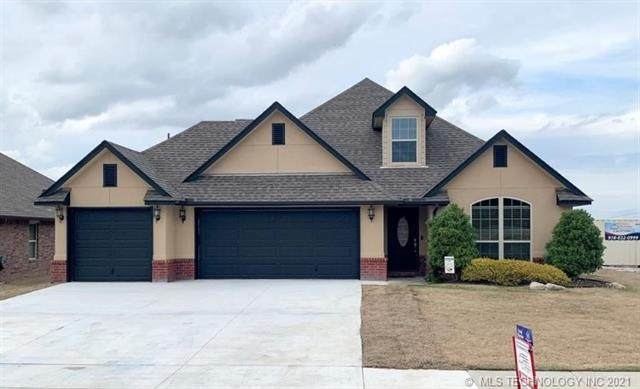 14638 S Lakewood Place S, Bixby, OK 74008 (MLS #2129118) :: Owasso Homes and Lifestyle