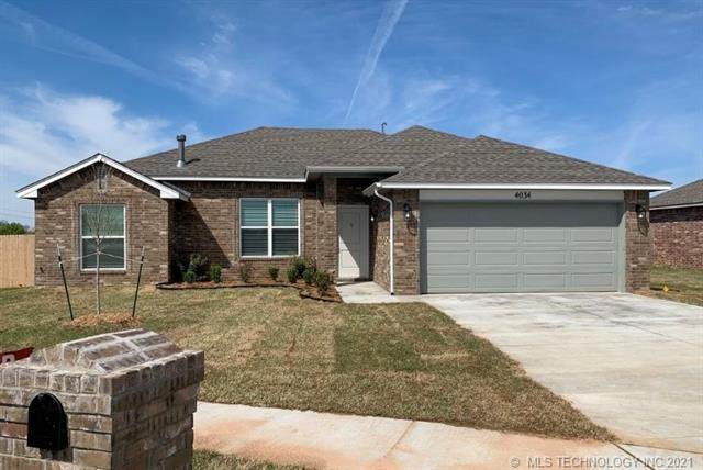 15004 S Oak Street, Glenpool, OK 74008 (MLS #2129146) :: Owasso Homes and Lifestyle
