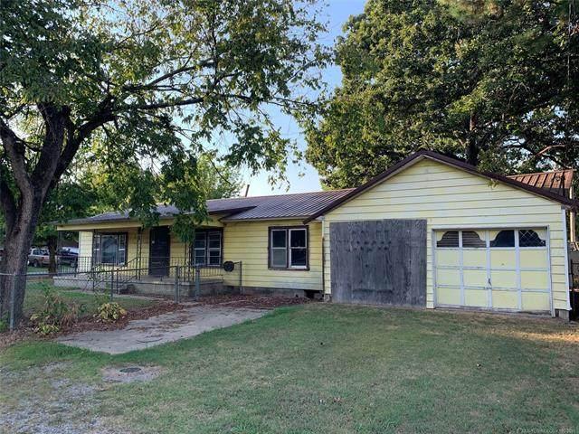 109 W Frontier, Salina, OK 74365 (MLS #2129182) :: Owasso Homes and Lifestyle