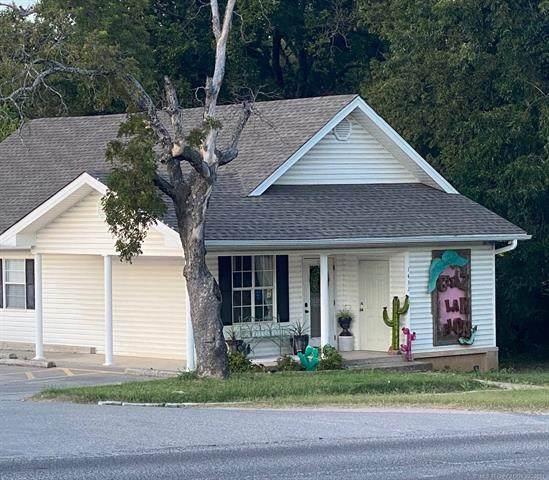 1432 W Broadway Avenue, Sulphur, OK 73086 (MLS #2129183) :: Owasso Homes and Lifestyle