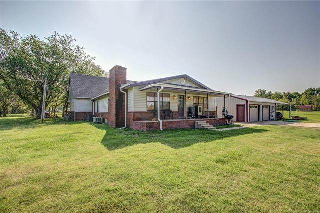 70 NS 423 Road, Chelsea, OK 74016 (MLS #2129214) :: Owasso Homes and Lifestyle