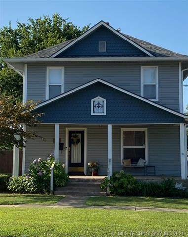 409 E Moses Street, Cushing, OK 74023 (MLS #2129261) :: Active Real Estate