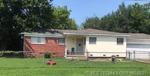 5208 N Norfolk Avenue, Tulsa, OK 74126 (MLS #2129273) :: Active Real Estate