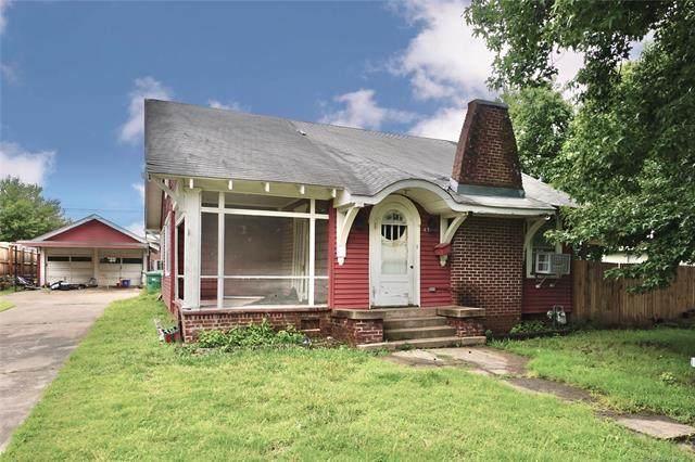 1310 E Fairview Avenue, Sapulpa, OK 74066 (MLS #2129371) :: Owasso Homes and Lifestyle
