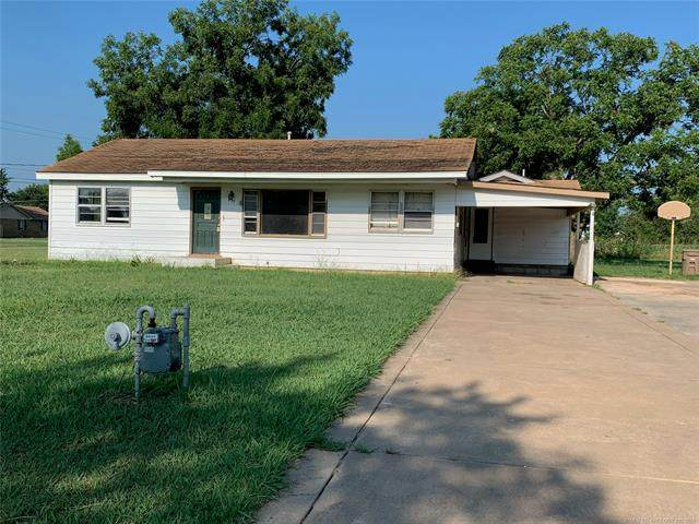 430 S 3rd Avenue, Stroud, OK 74079 (MLS #2129372) :: Active Real Estate