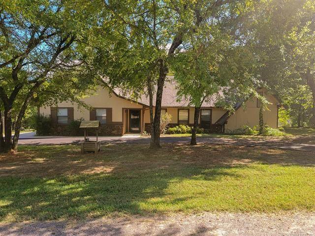 952 Rolling Wood Hills, Durant, OK 74701 (MLS #2129384) :: 918HomeTeam - KW Realty Preferred