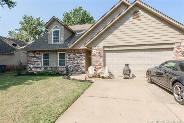 9536 S 96th East Avenue, Tulsa, OK 74133 (MLS #2129433) :: Owasso Homes and Lifestyle