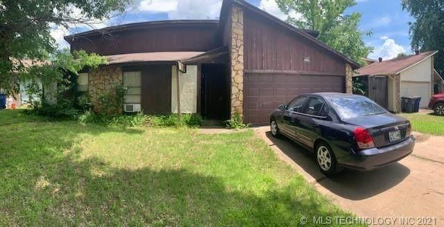 2433 S 139th East Avenue, Tulsa, OK 74134 (MLS #2129448) :: Owasso Homes and Lifestyle
