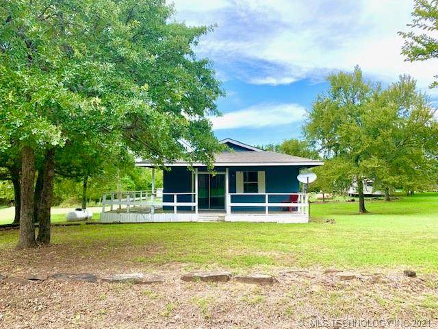 175 Deer Creek Road, Canadian, OK 74425 (MLS #2129458) :: Owasso Homes and Lifestyle