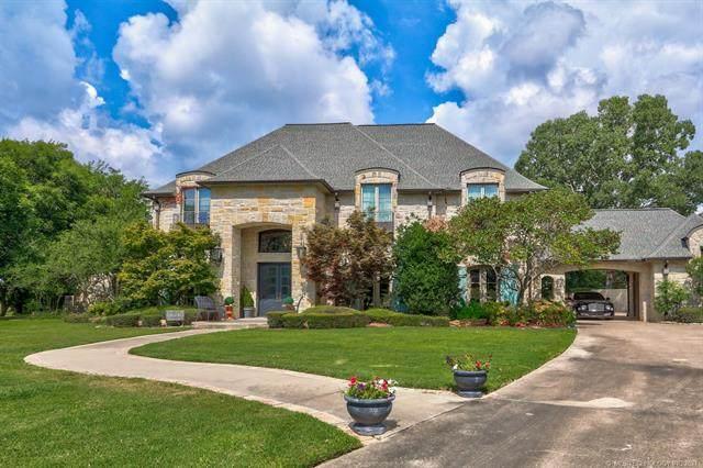 602 Pebble Beach, Ardmore, OK 73401 (MLS #2129482) :: Active Real Estate