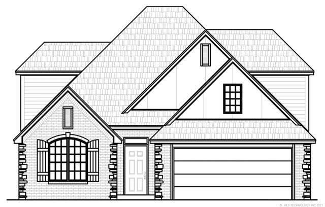 8532 Spring Creek Lane, Claremore, OK 74014 (MLS #2129489) :: Active Real Estate