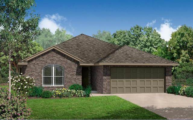 1319 E 150 Street, Glenpool, OK 74008 (MLS #2129511) :: Owasso Homes and Lifestyle