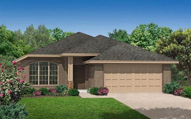 1407 E 150 Street, Glenpool, OK 74008 (MLS #2129519) :: Owasso Homes and Lifestyle