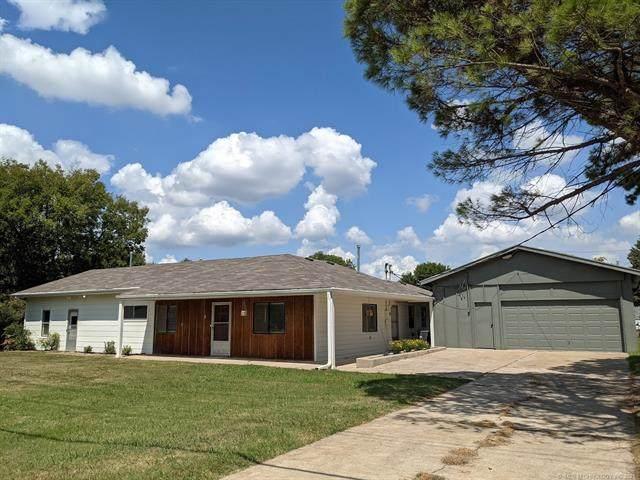 501 N Hodge Street, Sapulpa, OK 74066 (MLS #2129523) :: Hopper Group at RE/MAX Results